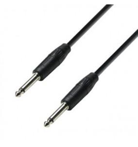 Kabel sygnałowy JACK 6,3 - JACK 6,3