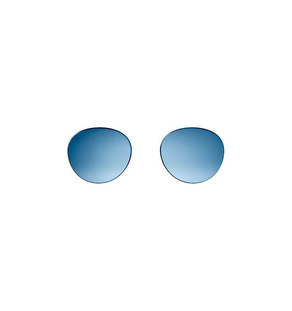 Soczewki Bose do okularów Rondo niebieskie